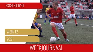 Screenshot van video Excelsior'31 weekjournaal - week 12 (2021)