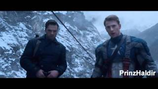 Captain America - Tribute (Never Surrender) [The Avengers Collection]
