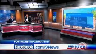 MEDIA HUB 'Beep' noise between Nine News & Win News (28/5/2012)