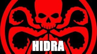 A HISTÓRIA DA HIDRA   Quadrinhoscópio