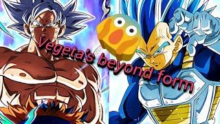 Vegeta Goes Beyond Super Saiyan Blue | (genki dama theme remix)