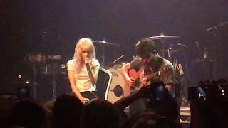Paramore - 26 - First live performance (July 7 2017, Stockholm)