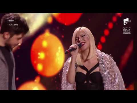 "Ellie Goulding - ""Love me like you do"". Alex Madin si Sore, X Factor"
