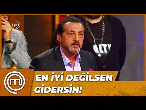 Mehmet Şef Takımı Haşladı! | MasterChef Türkiye