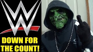 WWE Rant: The WWE Is Down For The Count! The NY Post is Right!