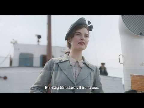 Guernseys litteratur- och potatisskalspajssällskap - trailer