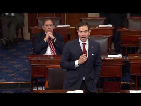 Rubio Urges Both Parties to Show Civility