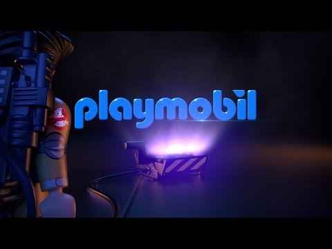 Who you gonna call? | #PLAYMOBIL #GHOSTBUSTERS