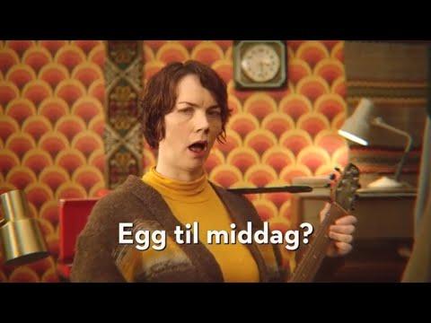 Sa du egg til middag?! | MatPrat