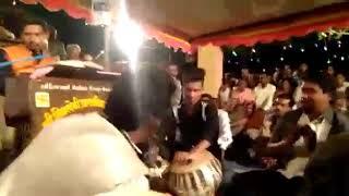कु.व्यंकटेश नर बुवा आणि ढोलकीपटु श्री दिलीप पाटकर (Title Song)
