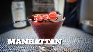 Como Fazer Manhattan (Some Like it Hot) | E Tome Drink!
