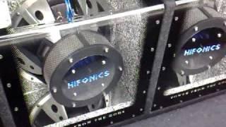 Hifonics MR 10 BP Subwoofer Car & Vehicle Electronics