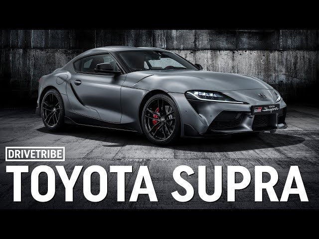 Toyota Supra: Everything you need to know
