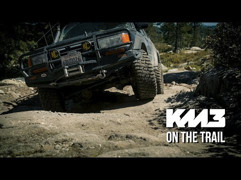 KM3s On The Trail