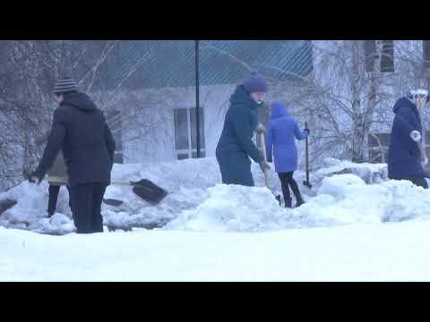 День чистоты в Калтасинском районе