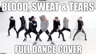 [XTINE] BTS (방탄소년단) - 'BLOOD, SWEAT & TEARS' (피땀눈물) COVER (Dance Practice Video version)