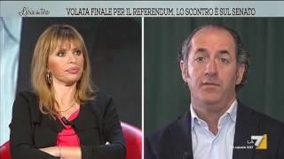 Zaia al Ministro Madia: 'Ok al confronto ma solo se ci sono anche Salvini e Renzi'