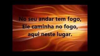 Labareda de Fogo    (Letra e Voz)