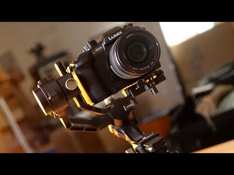 Testing the Tilta Gravity G2 Handheld Camera Gimbal