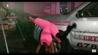 2Chainz Pink Trap House Atlanta Pole Edition