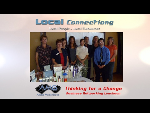 Local Connections by Alkaye Media - Thinking for a Change Business Networking Meetup