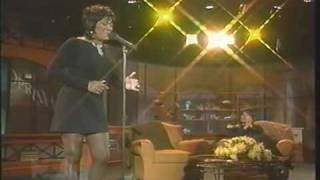 Patti LaBelle sings You Are My Friend