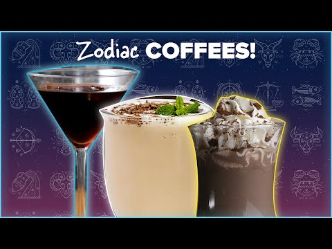 Your Coffee Order Based On Your Zodiac Sign