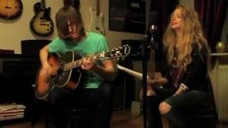 Tess Cameron & Henrik Palm: I Love Rock 'n' Roll - live cover