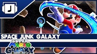 """""""Space Junk Galaxy"""" Super Mario Galaxy Remix"""