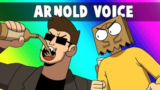 Vanoss Gaming Animated - Ohm's Better Arnold Voice? width=