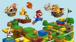 Super Mario 3D land Cheats