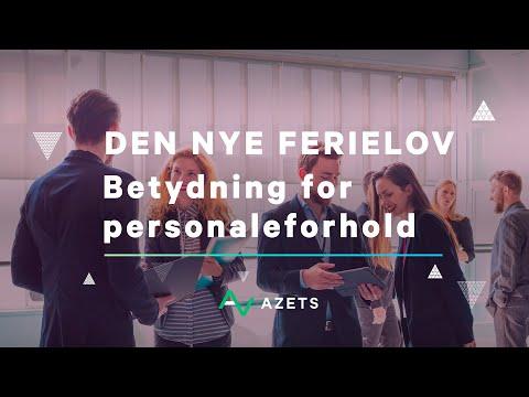Ny ferielov | Betydning for personaleforhold
