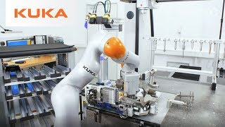 Sensitive Robot Makes it Possible to Calibrate Measuring Devices