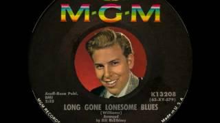 Hank Williams, Jr. ~ Long Gone Lonesome Blues (1964) [Mono]
