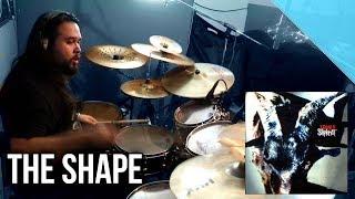 """Slipknot - """"The Shape"""" drum cover by Allan Heppner"""