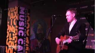 "David Gray - ""Morning of My Life"" (The Bee Gees) at Sundance ASCAP Music Café - OFFICIAL"