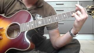 Alter bridge blackbird lesson cover