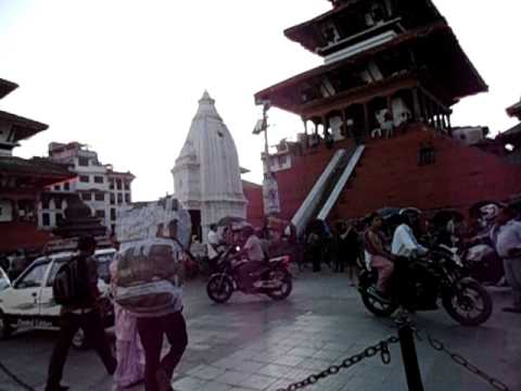 Incredible Nepal: Kathmandu, Durbar Square