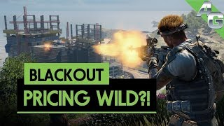 CALL OF DUTY BLACKOUT PRICING TROUBLES! | CALL OF DUTY BLACKOUT XBOX ONE,PC & PS4 GAMEPLAY COVERAGE