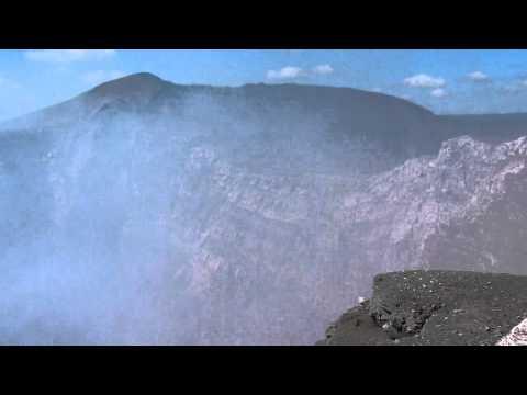 Vulkaan Masaya, Granada, Nicaragua