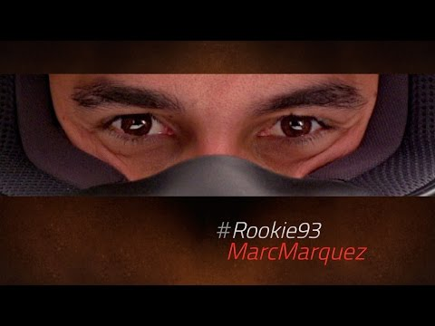 #Rookie93 Marc Marquez: Beyond the Smile