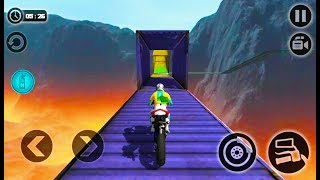 Impossible Motor Bike Tracks-Best Android Gameplay HD EP04