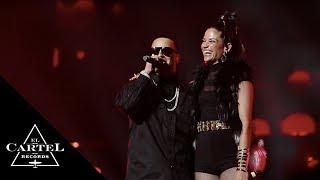Daddy Yankee Staples Center de Los Angeles Part. 1 Natalia Jiménez, J Alvarez, Yandel