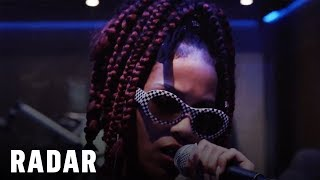 IAMDDB (Interview + 'Back Again' Performance)