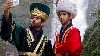 Back to the Ottoman era العودة الى العصر العثماني سنة 1844 - Travel VLOG - Turkey 2015 (4/4)