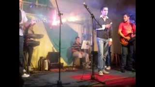 Banda Millennium en vivo   Y si te vas participacion Melisa de RP 2000
