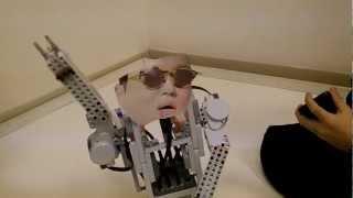 Mindstorms Gangnam Style Dancer