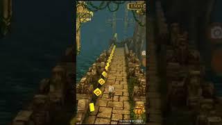 Temple run (parte 1) con canción de sinsuke nakamura