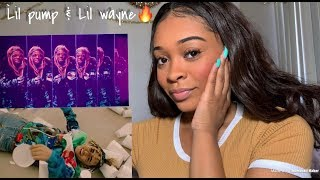 """Lil Pump - """"Be Like Me"""" ft. Lil Wayne (Official Music Video) REACTION"""
