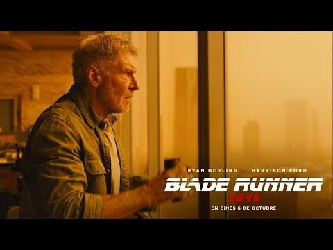 BLADE RUNNER 2049. La película más esperada del año. En cines 6 de octubre.